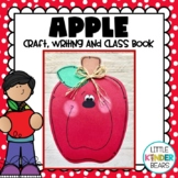 Back to School and Fall Apple Craft