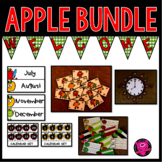 Apple Themed Classroom Decor for Back to School