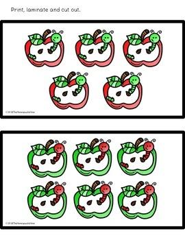 Back to School Apple Math