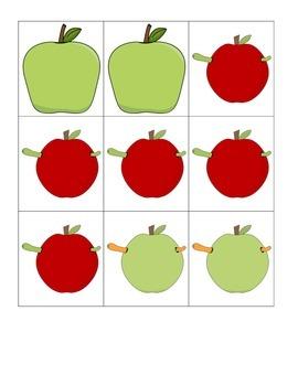 Back to School:  Apple Reinforcer Game