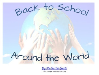Back to School Around the World