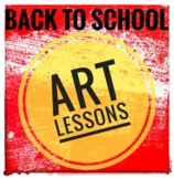 Back to School Art Lessons
