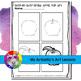 Back to School Art Project, Apple Pop Art