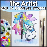 Back to School Art Project, The Artist