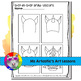 Back to School Art Project, Unicorn Color Wheel