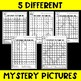 Back to School: Articulation Mystery Pictures