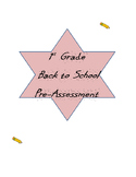 Back to School Assessment
