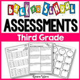 Back to School Assessments (Third Grade)