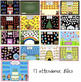 Back to School Attendance For Any Interactive Whiteboard  20 Themed Pages