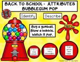 Back to School - Attributes - Bubblegum Pop