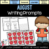 August Writing Prompts