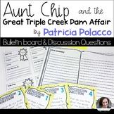 Back to School - Aunt Chip/Patricia Polacco Book Recommendation Bulletin Board