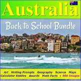 Back to School Australia - Australian Curriculum