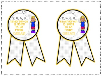 Back to School Ribbons {Open House/Meet The Teacher}