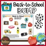 Back-to-School BUMP Math Game