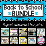 Back to School BUNDLE, Middle and High School English