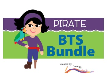 Back to School - BUNDLE - Pirate Themed
