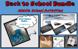 """Back to School BUNDLE - fun stuff - printables - """"Getting to Know You"""""""