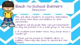 Back to School - Banners