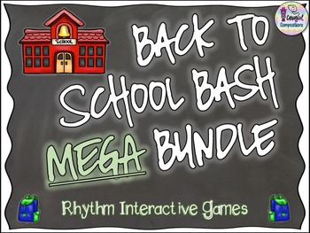 Back to School Bash MEGA Bundle