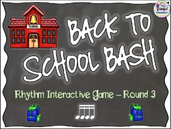 Back to School Bash - Round 3 (Tika-Tika)