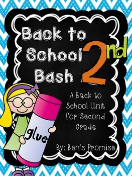 Back to School Bash for 2nd Grade
