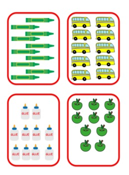 Back to School Basics:  Kindergarten Math Edition (Common Core Aligned)