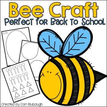 Back to School Bee Bulletin Board FREEBIE