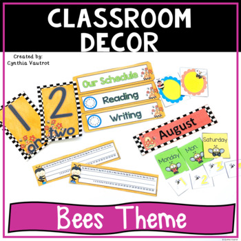 Back to School - Bees
