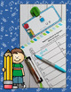 Back to School Beginning Blends and Digraphs Write the Room