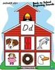 Back to School Beginning Sounds - Letter D