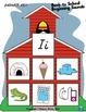 Back to School Beginning Sounds - Letter I