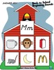 Back to School Beginning Sounds - Letter M (FREE SAMPLE)