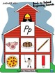 Back to School Beginning Sounds - Letter P