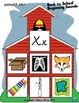 Back to School Beginning Sounds - Letter X