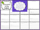 Kindergarten Writing Portfolio Writing Prompts for the ENTIRE YEAR 2 Formats