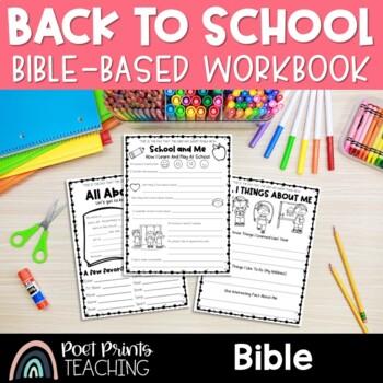 Back to School Bible Workbook
