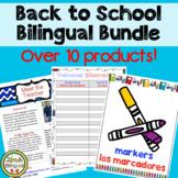 Back to School Bilingual Bundle