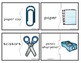 Back-to-School Bilingual Puzzle Cards