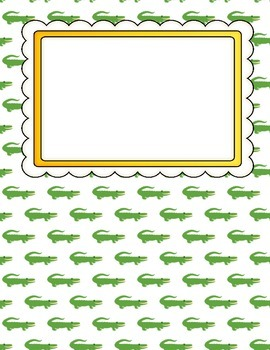 Back to School Binder Pages EDITABLE  FREEBIE
