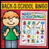 Back-to-School Bingo Set