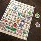 Back to School Bingo with 30 Unique Cards