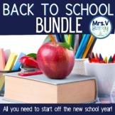 Back to School Biology Bundle-Biology Bonanza and Lab Safety