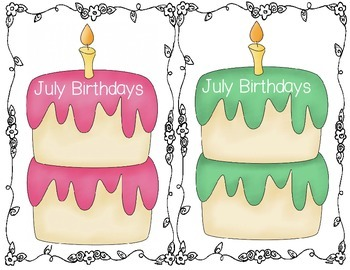 Back to School Birthday Cakes (Monday Madness)