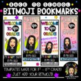 Back to School: Bitmoji Bookmarks!