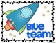 Back to School Blast Off {Collaborative Grouping Signs} Space Theme Classroom