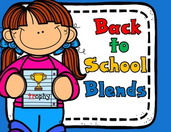 Back to School Blends