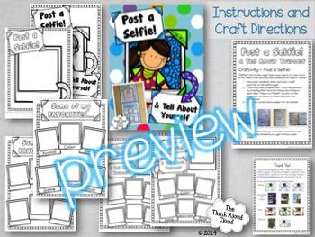 Back to School Bonanza! ~ A BUNDLE of Craftivities with Writing Activities