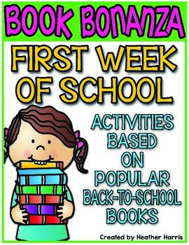 Back to School Book Bonanza