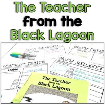Teacher From The Black Lagoon Worksheets & Teaching